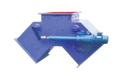 DCSF电液动三通分料器